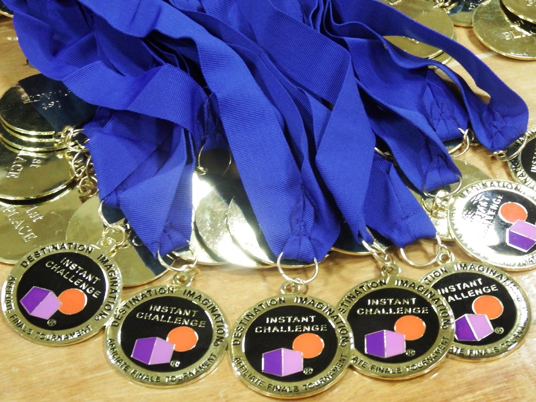 Affiliate Medals